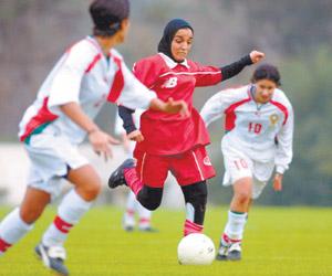 Le football marocain se féminise