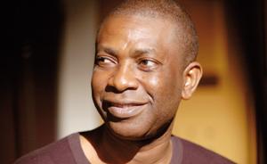 Youssou'N Dour en concert à Dakhla