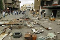 L'Algérie bascule dans les émeutes