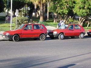Taxis : Le contrat d'exploitation fortement contesté