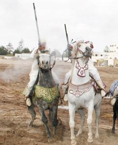 Festival du cheval de Tissa