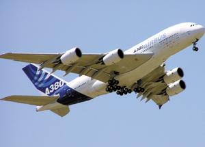 EADS : lourdes pertes à cause de l'A380