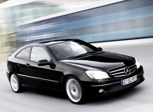 Mercedes-Benz CLC: De la classe comme ticket d'entrée