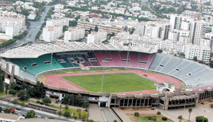 Réouverture du Stade Mohammed V