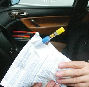 Code de la route : Les alcootests démarrent en septembre