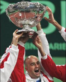 Tennis : la Coupe Davis sans les stars