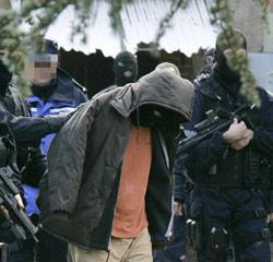 Europe : grand coup de filet antiterroriste