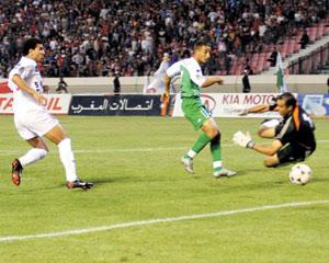 WAC-RCA : derby casablancais à Rabat