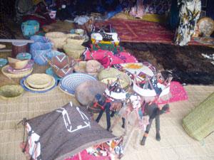 Laâyoune : Hommage au génie de l'artisanat du Sahara marocain