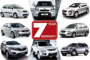 Kia Motors : une garantie de sept ans sur tout le Vieux Continent