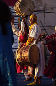 Indiscrétions : Marrakech aux rythmes populaires