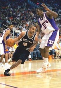 NBA : Les San Antonio Spurs en finale