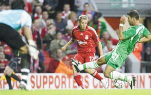 Liverpool et AC Milan s'imposent