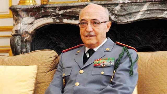 Le Général de corps d'armée Abdelaziz Bennani reçoit une délégation militaire des Iles Comores