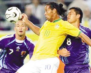 Le Ghana à l'épreuve du Brésil