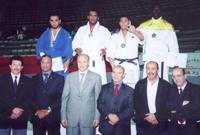 Le Judo en action à Casablanca