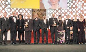Marrakech au coeur du cinéma mondial