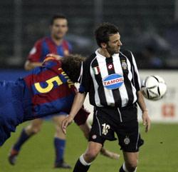 Calcio : le purgatoire pour la Juventus