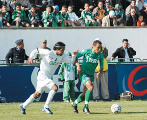 WAC : Lamyaghri part aux Emirats