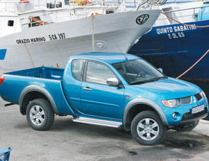 Industrie : Mitsubishi L200 : Le million