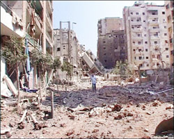 Liban : un cessez-le-feu qui tarde à venir