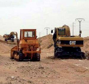 La pénurie des matériaux de construction pèse sur le BTP