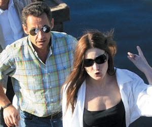Le mariage clandestin de Nicolas Sarkozy à l'Elysée