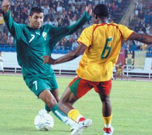 Eliminatoires des JO 2008 de Pékin : Le Maroc trébuche face au Cameroun