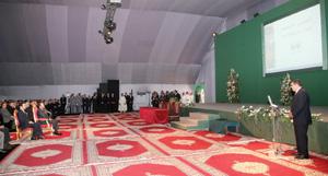 Sa Majesté le Roi lance le «Plan Maroc Vert»