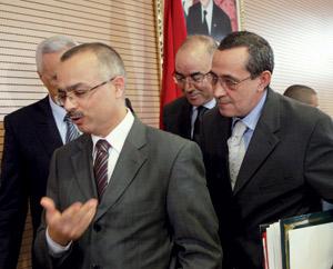 Chakib Benmoussa confirme l'implication des dirigeants d'Al Badil Al Hadari avec l'organisation terroriste démantelée