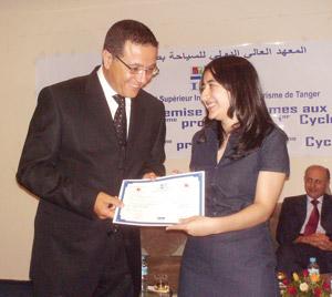 Tanger : ISIT : 310 nouveaux lauréats