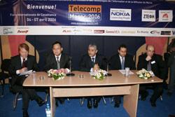 Événement : «Telecomp Maroc 2006» ouvre ses portes