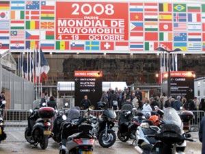 Mondial de l'Automobile 2008 : Une fréquentation record