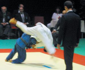 Bonne prestation du judo marocain