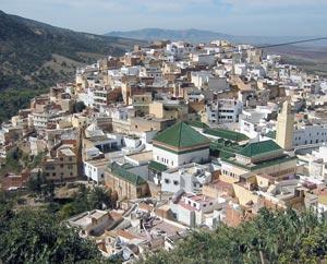 Festival : Moulay Idriss Zerhoune : Une ambiance de piété
