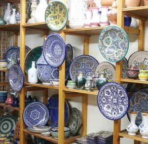 Rabat : valoriser les produits d'artisanat