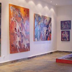Musée Hassan : plutôt une galerie