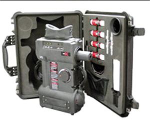 Sécurité : un détecteur portatif d'explosifs plastiques