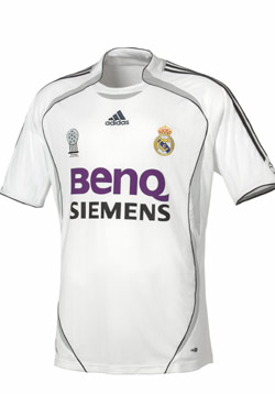 BenQ-Siemens habille le Real