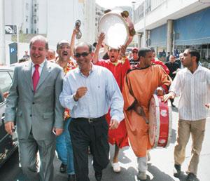 WAC : Akram à la tête des Rouges