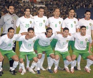 CAN 2008 : Le Maroc affrontera la Zambie en amical