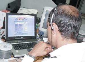 High-tech : Internet : le piratage a le vent en poupe