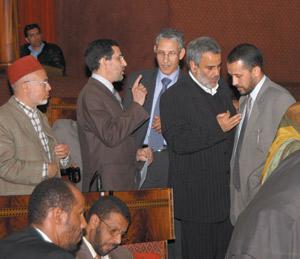 Les députés islamistes dans l'opposition choisissent les finances publiques comme cheval de bataille