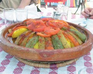 Traditions ramadanesques : Chtouka Aït Baha, un menu du terroir pour la rupture du jeûne