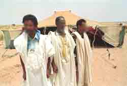 Tindouf : Appel à la communauté internationale