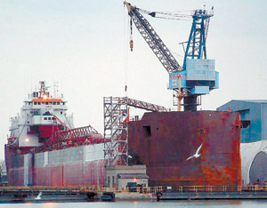 Jettou prend en charge le dossier des ports
