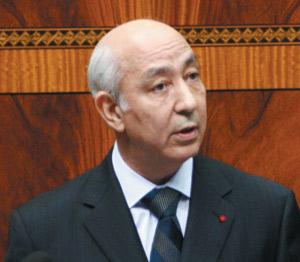 Driss Jettou devant le parlement : «L'autonomie est le seul cadre possible pour les négociations»