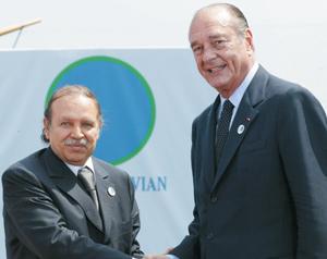 GSPC : l'Algérie tente de rassurer la France