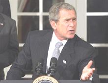 Katrina : la tempête politique commence