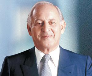 Le président du GPBM, Othman Benjelloun, élu banquier arabe de l'année